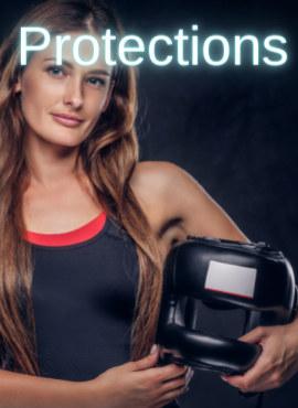 Protections Boxe