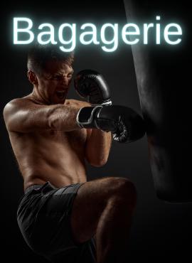 Bagagerie Boxe